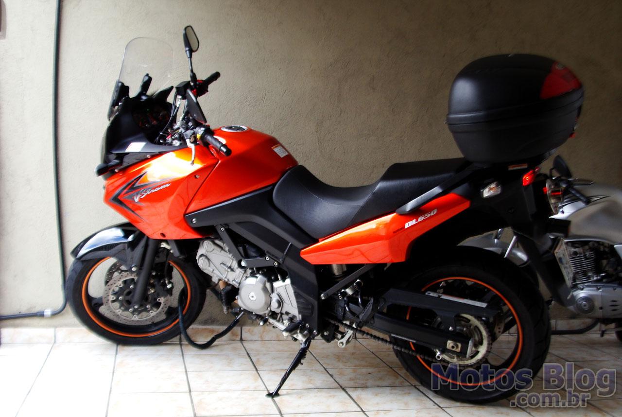 Suzuki DL650 V-Strom 2011