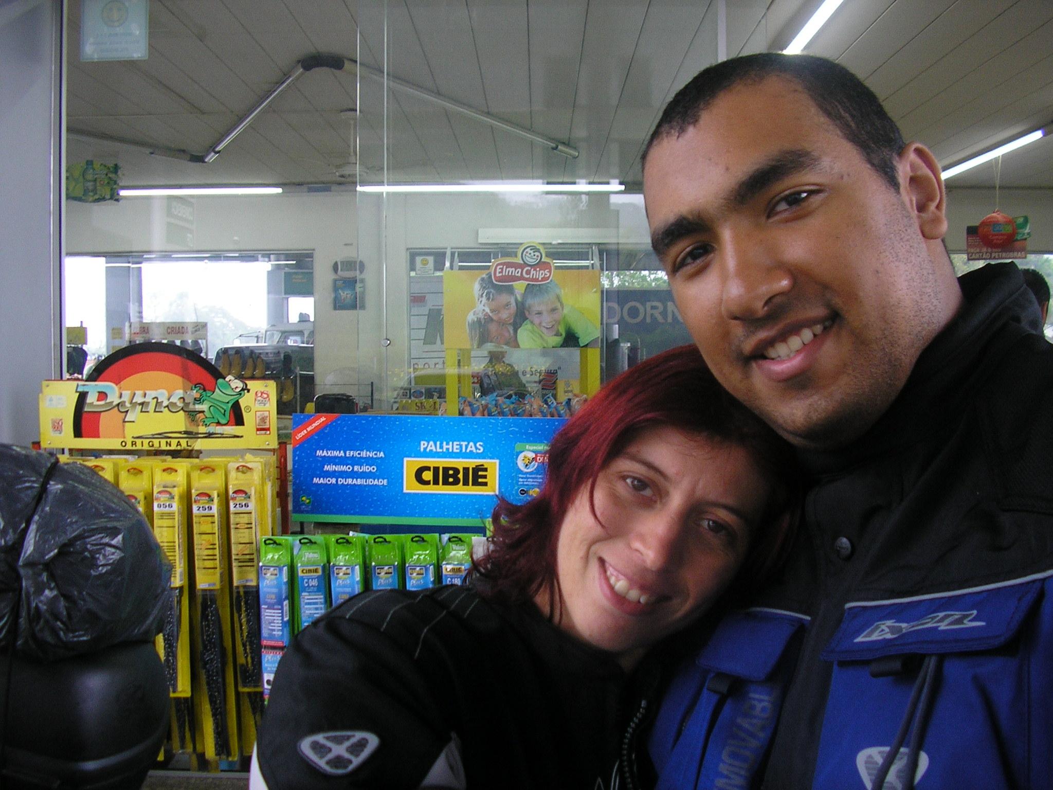 Luana e Daniel Ribeiro