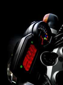 Painel Yamaha FZ6 2008