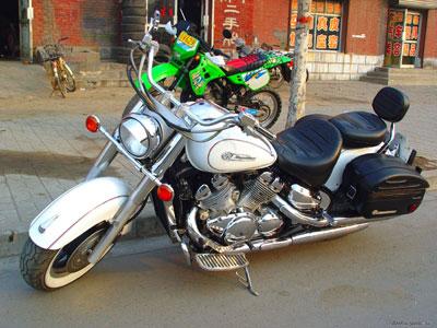 Yamaha RoyalStar 1500