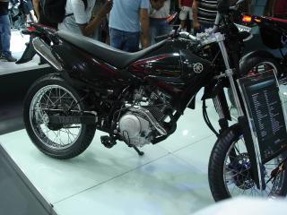 XTZ 125 X