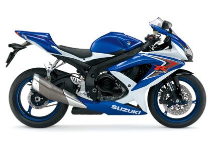 Nova suzuki gsx r 750 2008 chega ao brasil motos blog