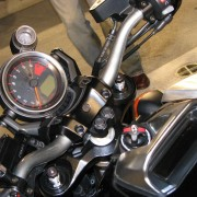 Yamaha V-Max - Painel