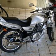 Suzuki Yes 125 2008 Prata