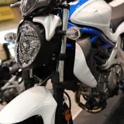 Frente da Suzuki Gladius 650