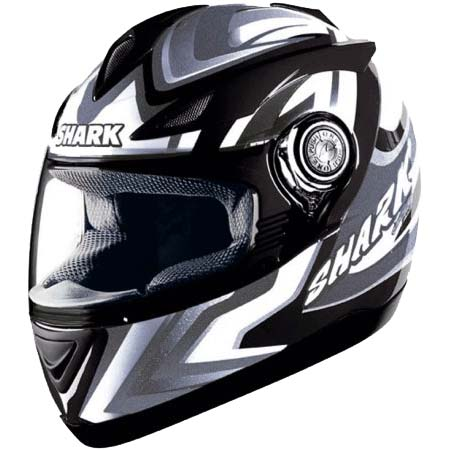 Capacete Shark S500 Air Barros BSW