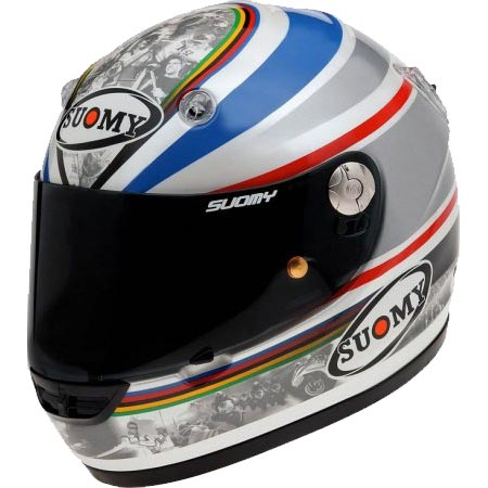 Capacete Suomy Vandal SBK World Champion