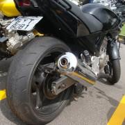 Twister com roda de Hornet