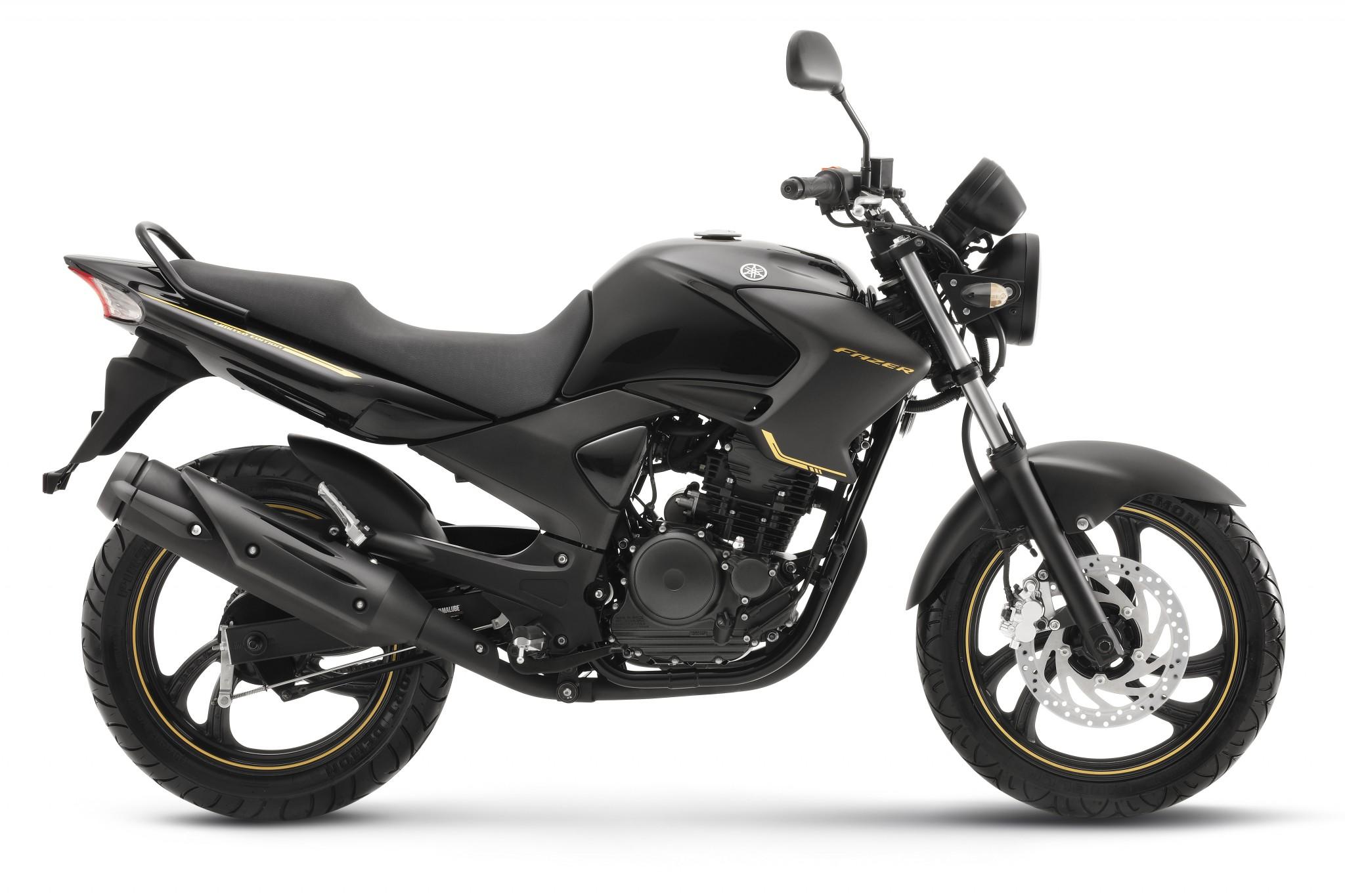 yamaha lan a ys250 fazer limited 2010 motos blog. Black Bedroom Furniture Sets. Home Design Ideas