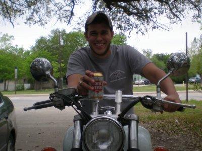 Moto e bebida não combinam