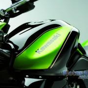 Kawasaki Z750R 2011