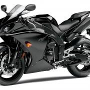 Yamaha YZF-R1 2011 Preta