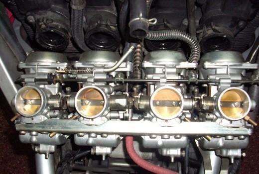 Carburador para 4 cilindros