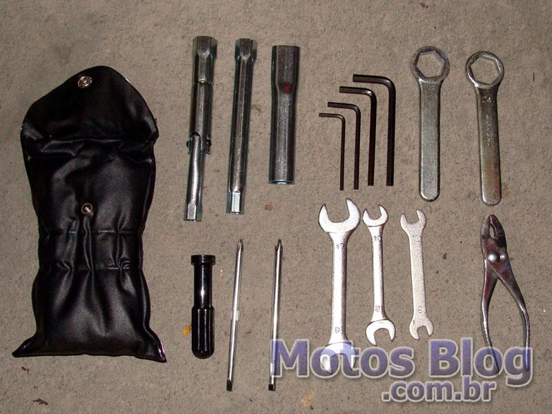 Kit de ferramentas da V-Strom