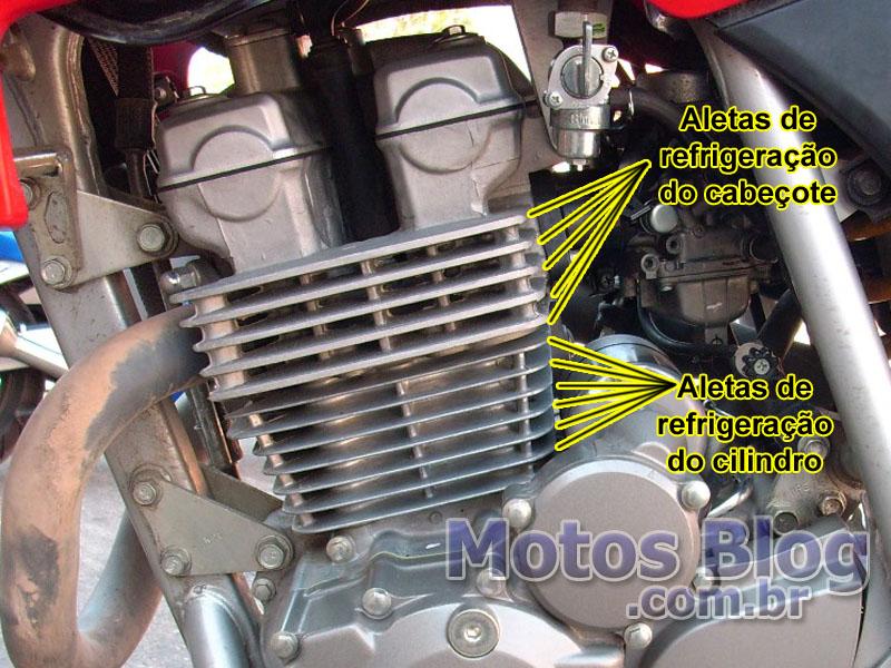 Motor Refrigerado a Ar