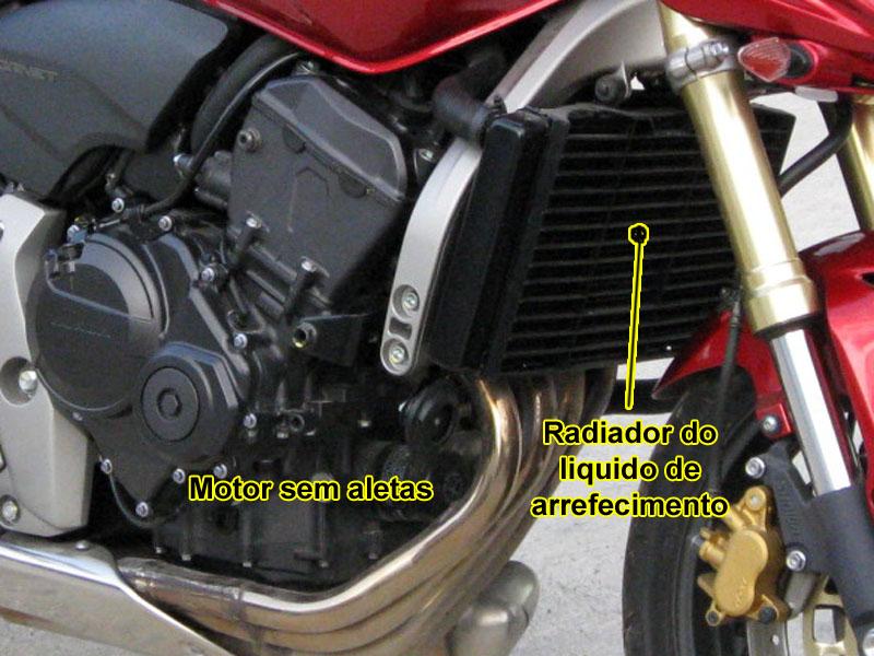 Motor Refrigerado a Liquido