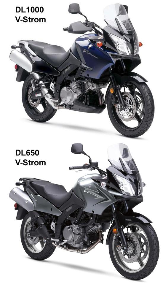 DL1000 e DL650