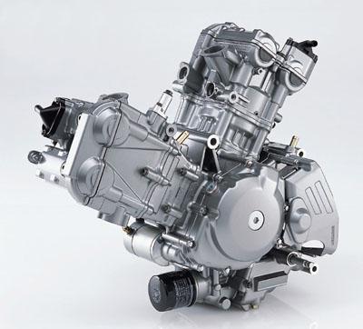 Motor da DL650
