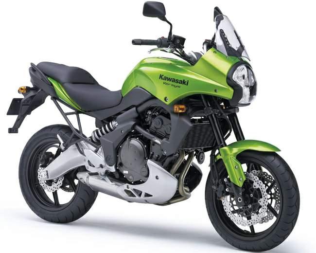 Kawasaki Versys 650