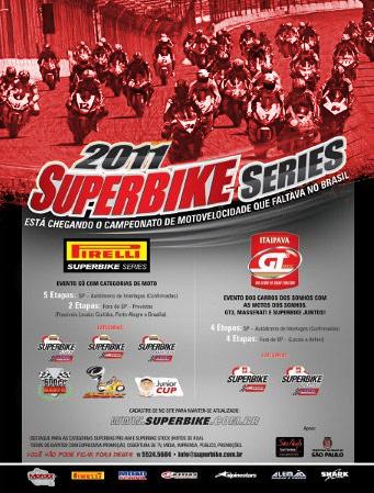 Credencial Superbike 2011