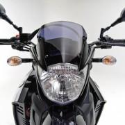 Bolha e Farol da Yamaha XT660R 2012 Preta