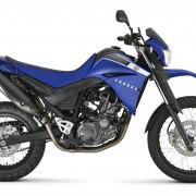 Yamaha XT660R 2012 Azul