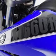 Tanque da Yamaha XT660R 2012
