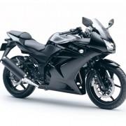 Ninja 250 2011 Preta