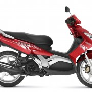 Yamaha Neo 115 Vermelha 2011