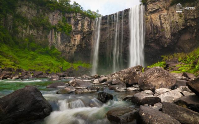 #14 - Cachoeira do Rio dos Pardos - Porto União / SC