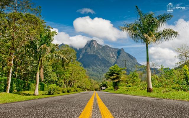 #18 - Pico do Marumbi (Estrada da Graciosa) - Morretes / PR