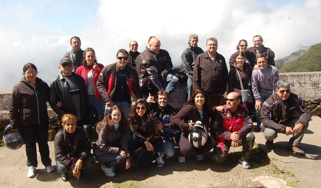 Antonio Marcelo, Ilma, Lion, Alein, Possenti, Sônia e mais amigos