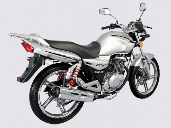 Suzuki GSR150i 2012