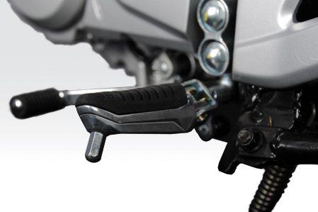 Pedaleira da Suzuki GSR150i