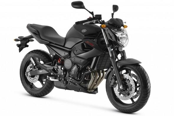 Yamaha XJ6 N 2012 Preta
