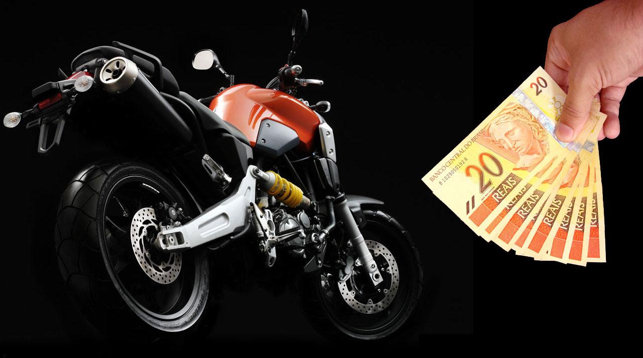 Motos Yamaha Financiamento
