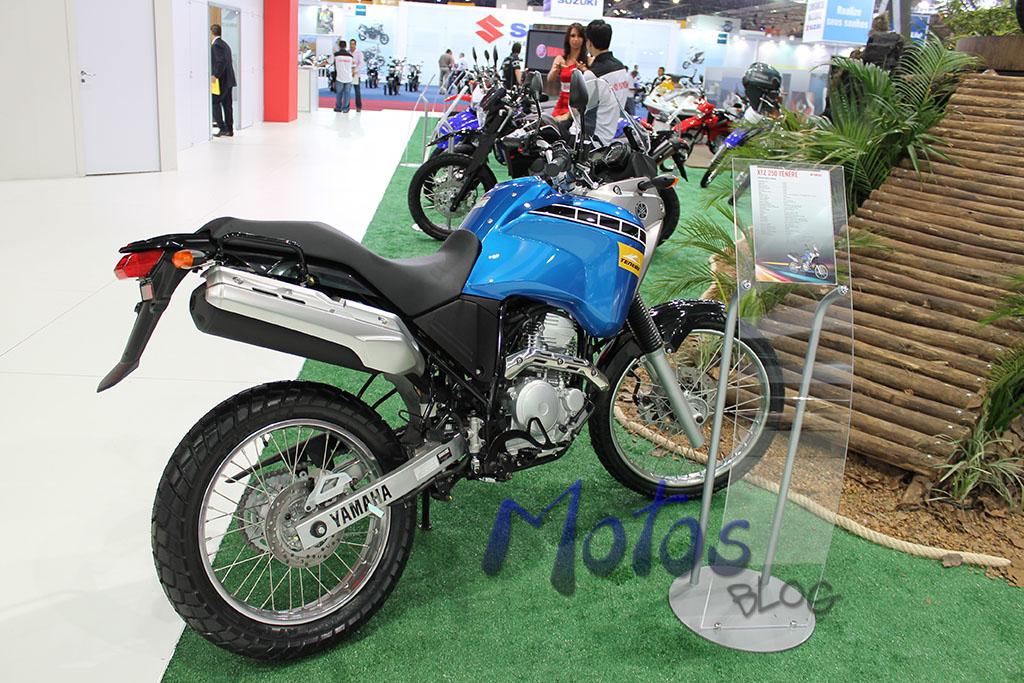 XTZ250 Ténéré Azul