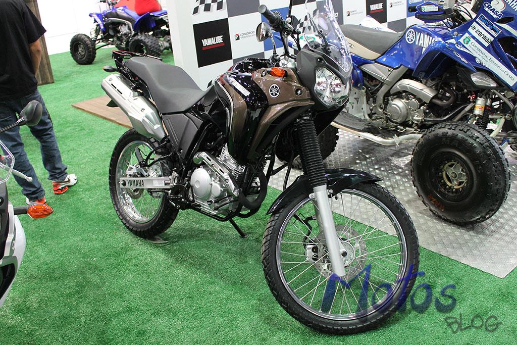 XTZ250 Ténéré Marrom