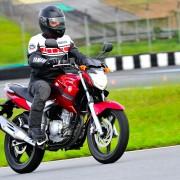 Yamaha YS-250 Fazer 2011 Vermelha