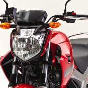 Farol da Yamaha YS-250 Fazer 2011