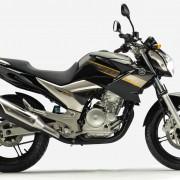 Yamaha YS-250 Fazer 2011 Preta