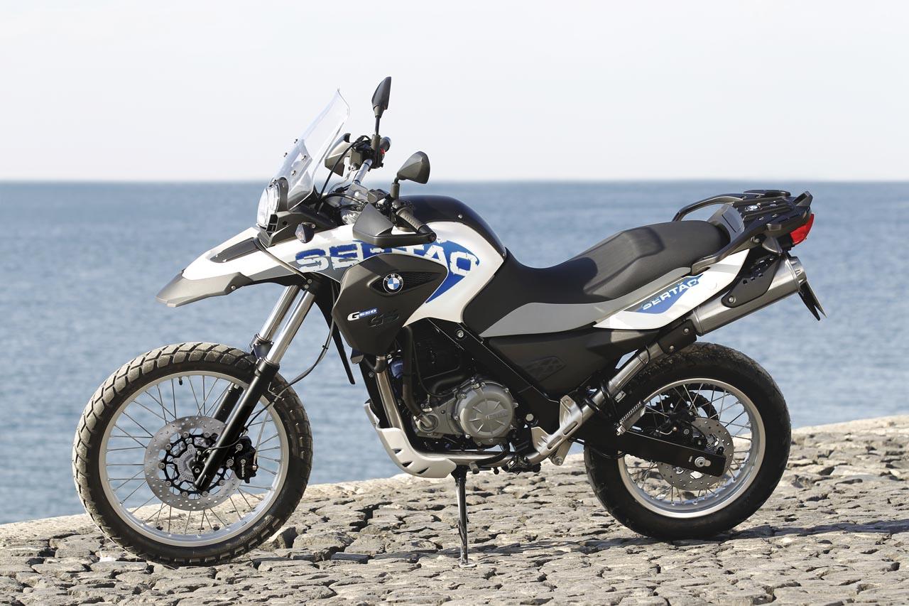 Bmw G650gs Sert 227 O O Retorno Ao Off Road Motos Blog