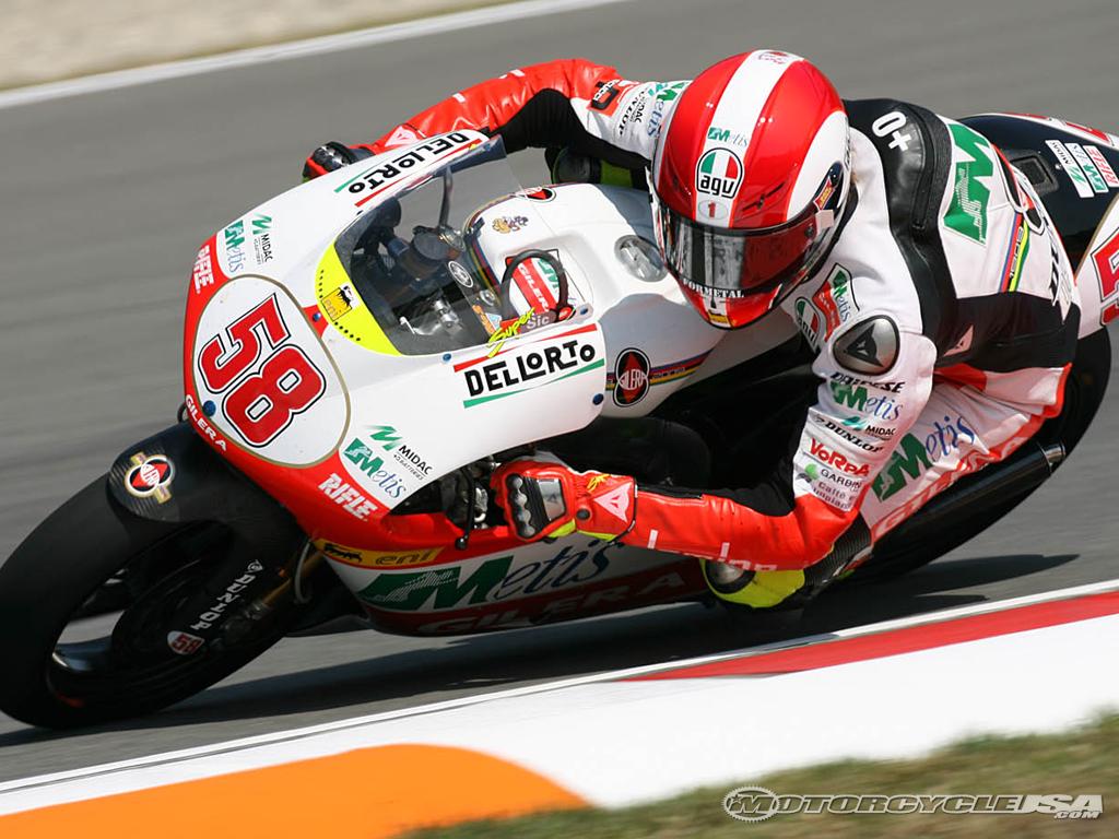 Marco Simoncelli Racing