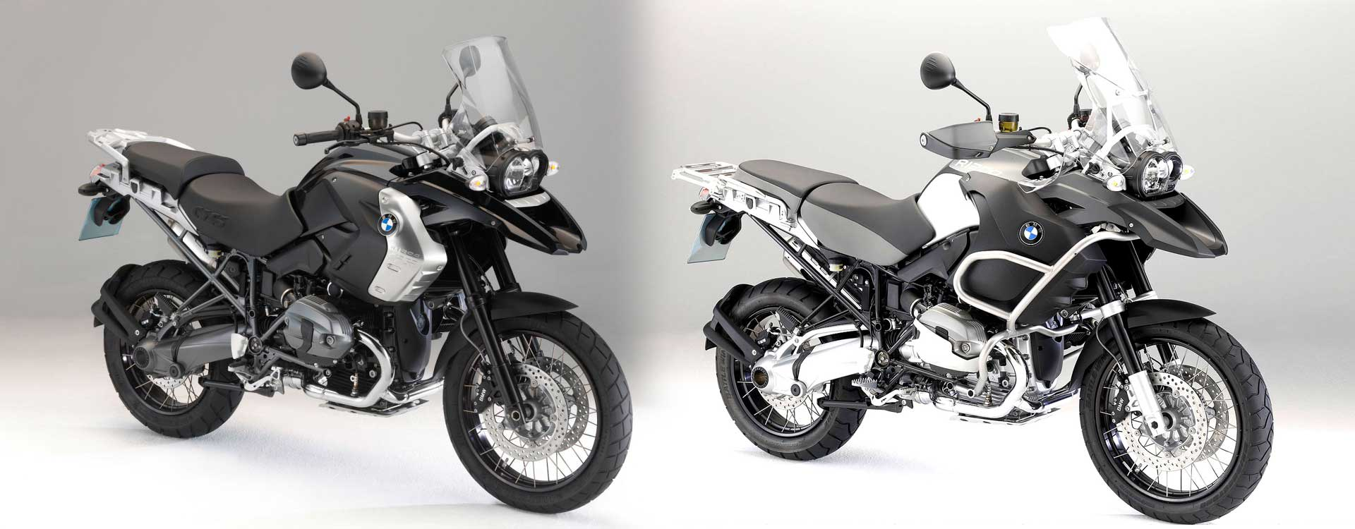 BMW R1200GS e R1200GS Adventure