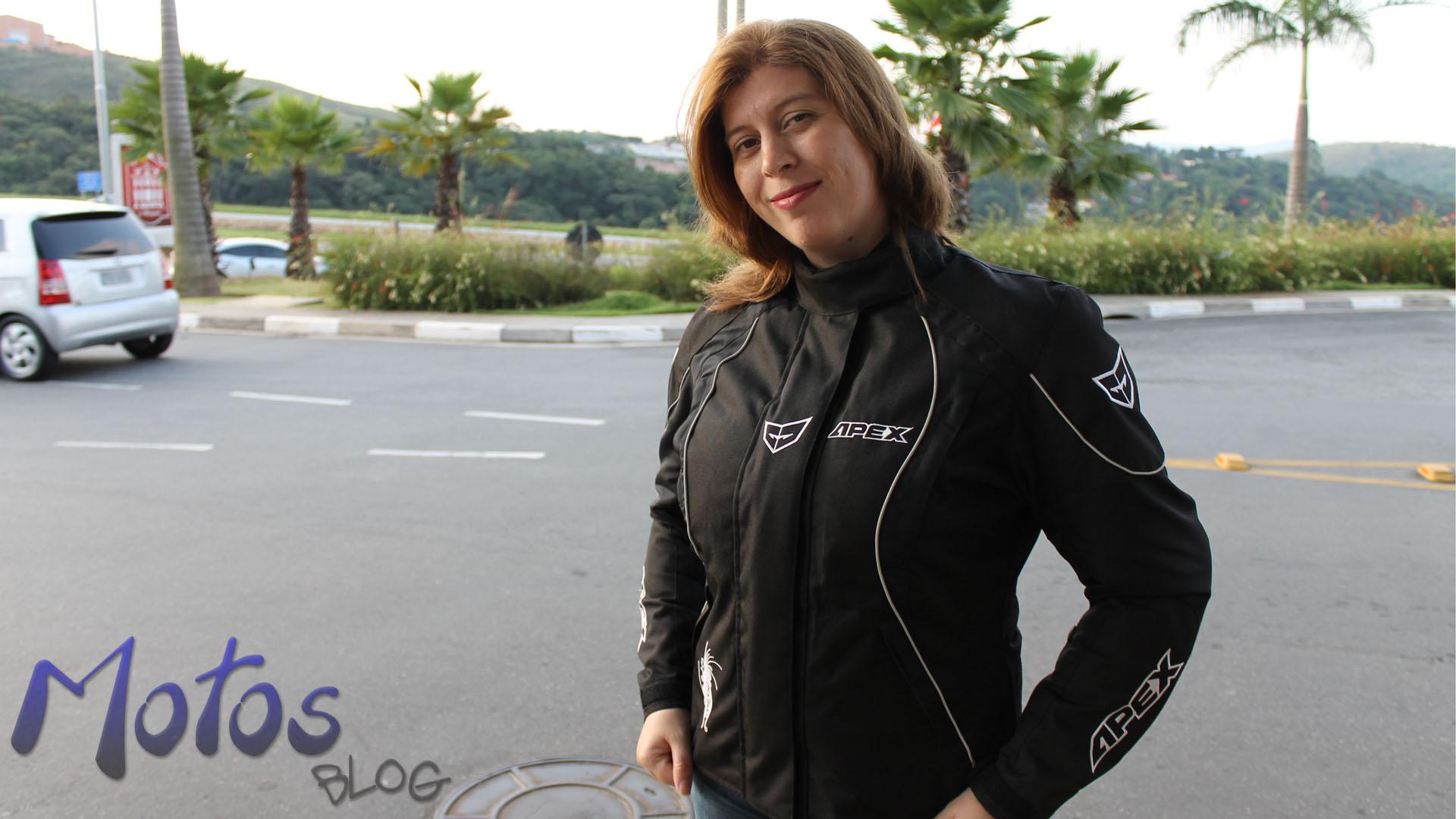 Jaqueta feminina Apex Mizar - Frente