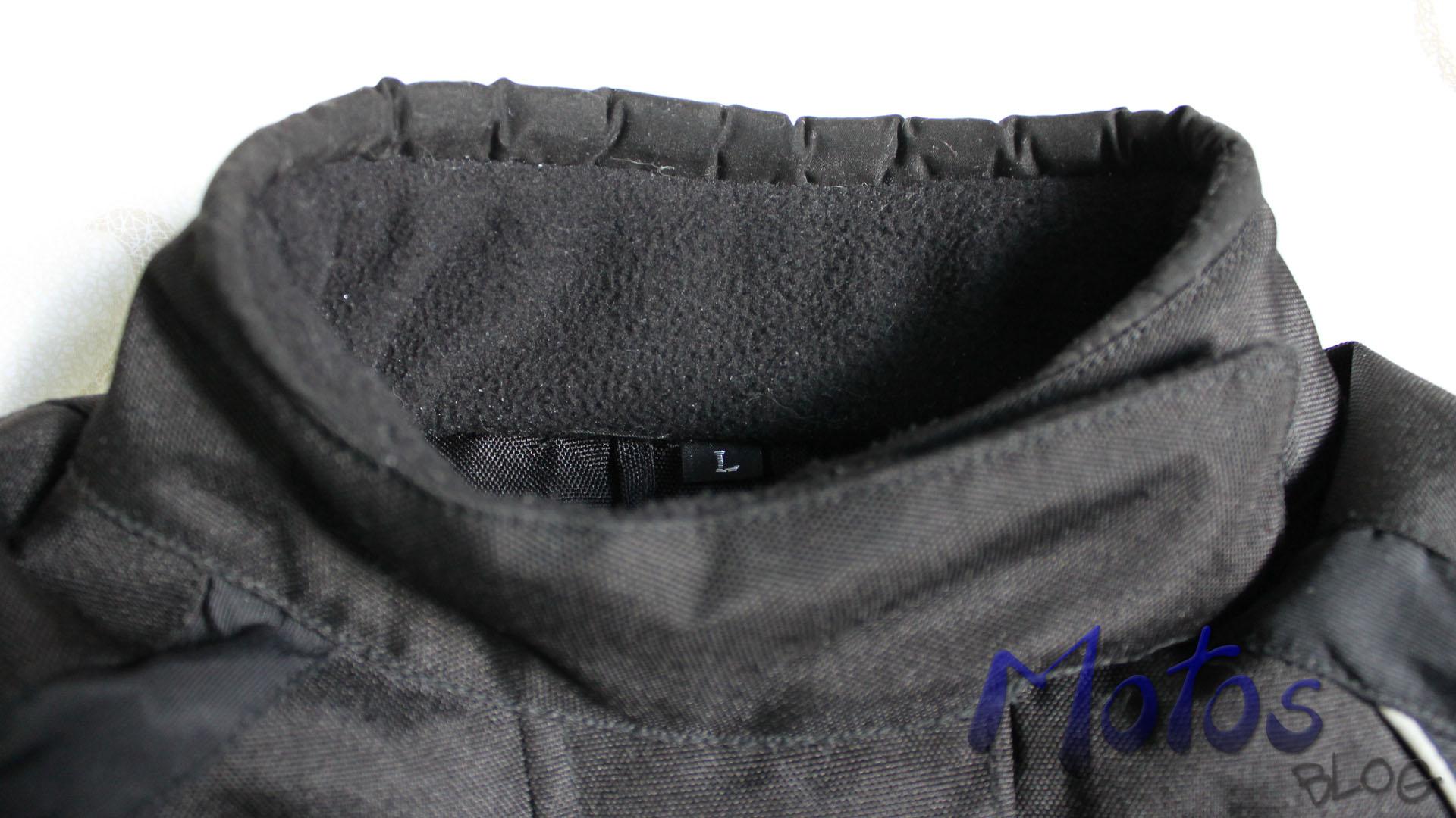 Gola da jaqueta Apex Mizar