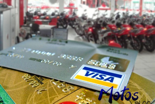 Cartão Motos