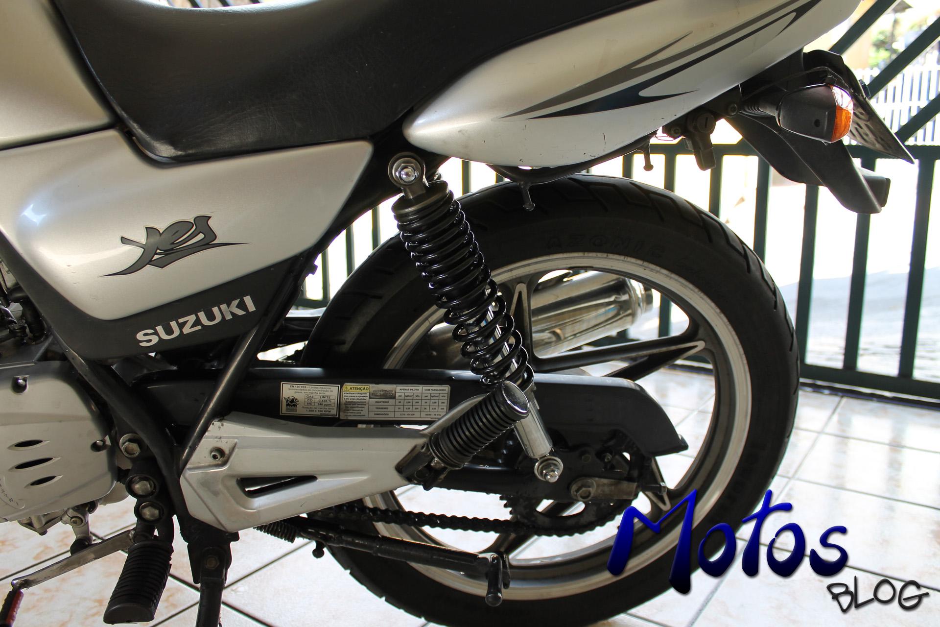 Suzuki Yes 125 2008 (1)
