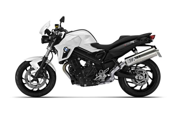 BMW F 800 R 2013 Alpine White
