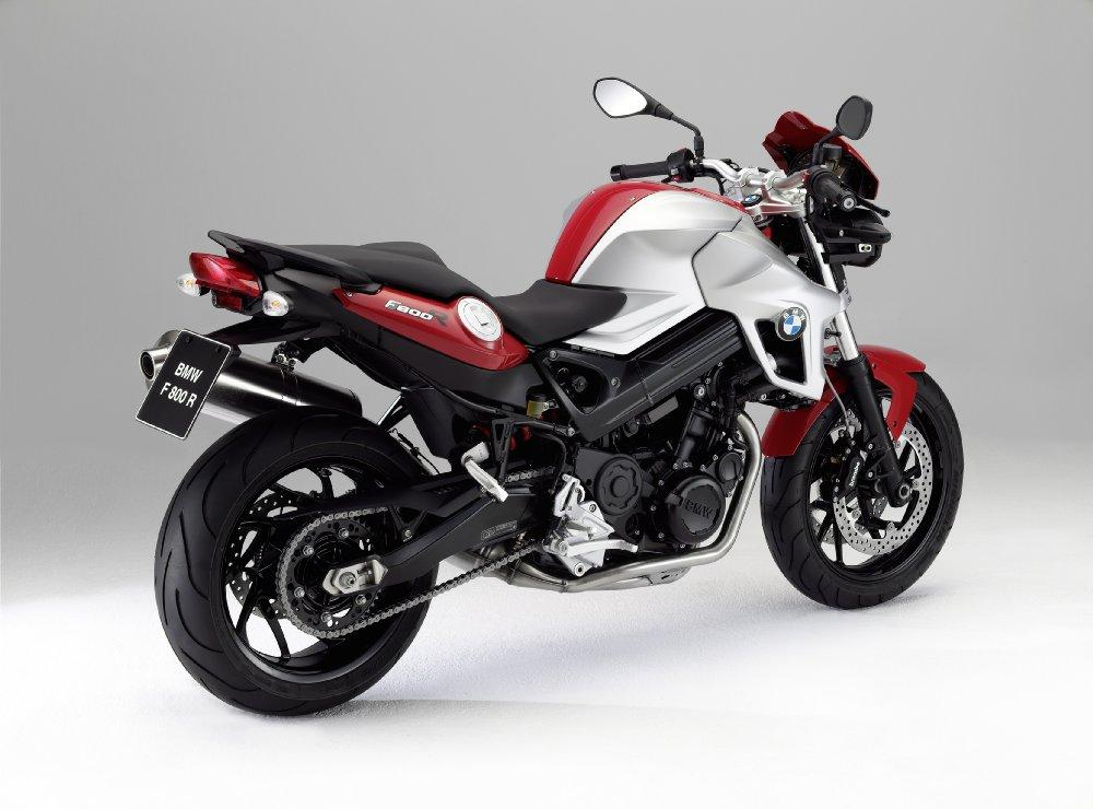 BMW F 800 R 2013 Magma Red 3